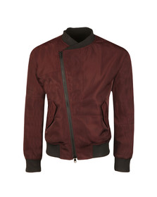 Religion Mens Red Bonhill Bomber