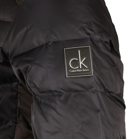 Calvin Klein Mens Blue Packable Down Jacket main image