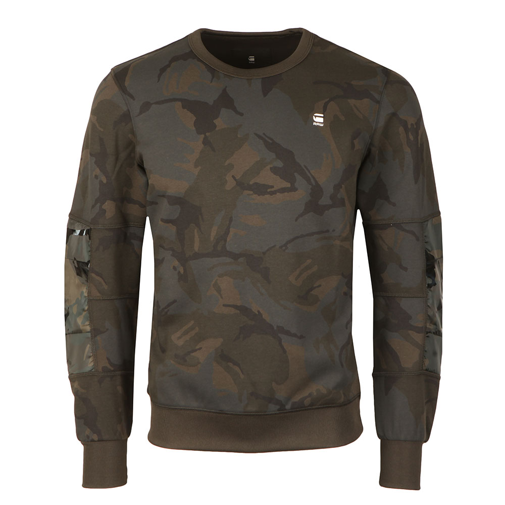 Rackam Camo Sweat main image