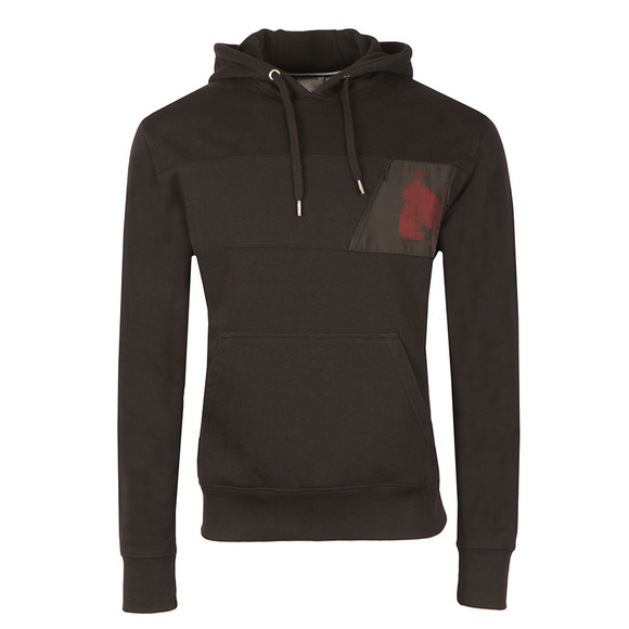 Money Mens Black Laser Hoody main image