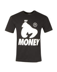 Money Mens Blue Bloc Out Tee