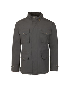 Barbour Lifestyle Mens Blue Jersey Jacket