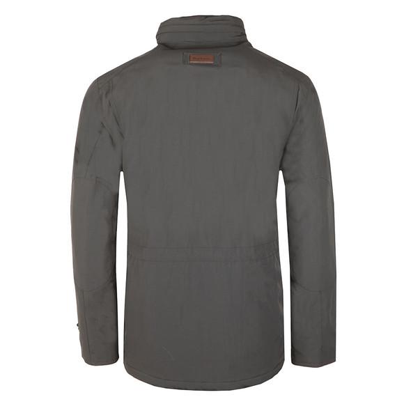 Barbour Lifestyle Mens Blue Jersey Jacket main image