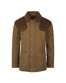 Barbour Lifestyle Mens Green Fulmar Jacket