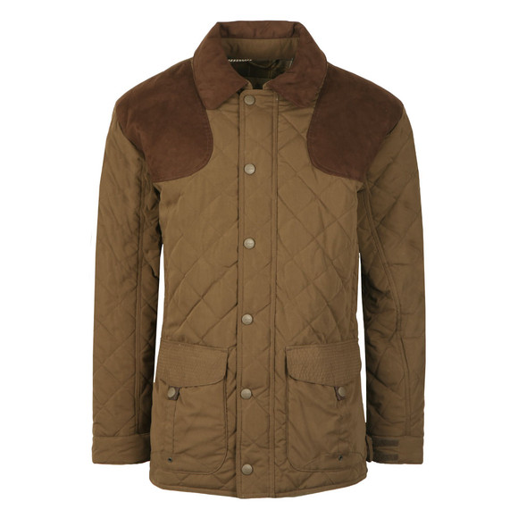 Barbour Lifestyle Mens Green Fulmar Jacket main image