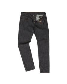 G-Star Mens Blue 3301 Deconstructed Jean