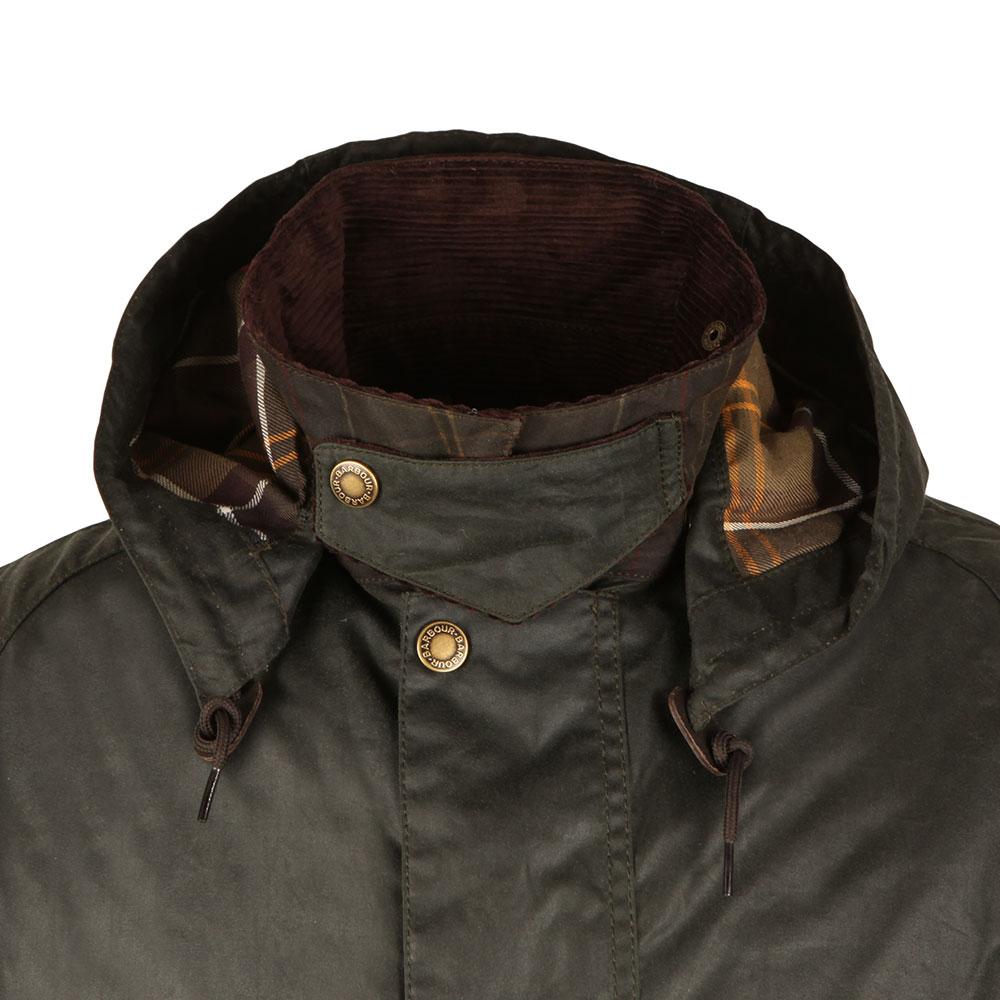 Leighton Wax Jacket main image