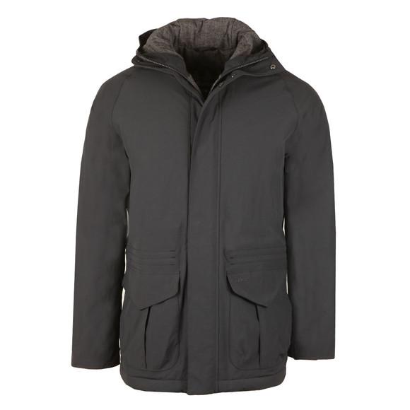 Barbour Lifestyle Mens Blue Rivington Jacket main image