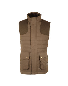 Barbour Lifestyle Mens Green Bradford Gilet