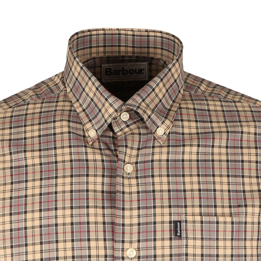 Malcolm Classic Tartan Shirt main image