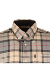 Barbour Countrywear Mens Grey L/S Murray Shirt