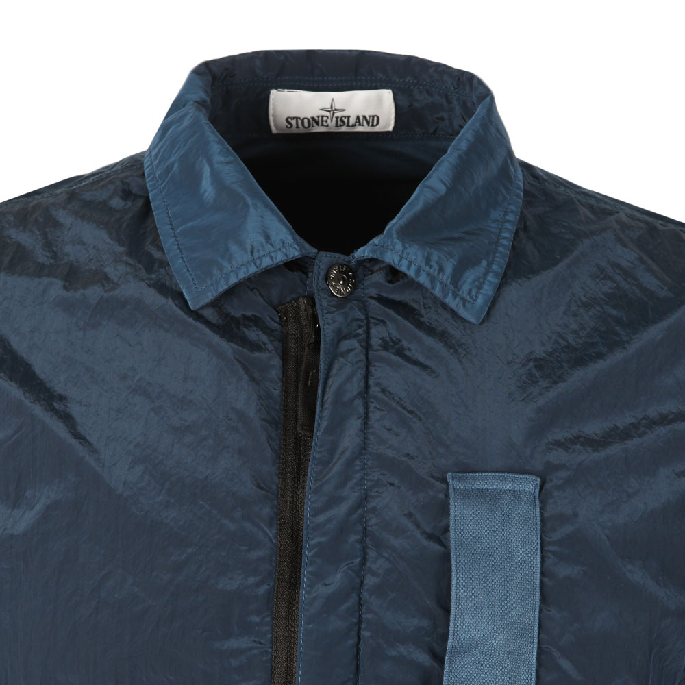 Nylon Metal Overshirt main image