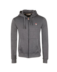 Fila Mens Blue Peiro Full Zip Hooded Sweat