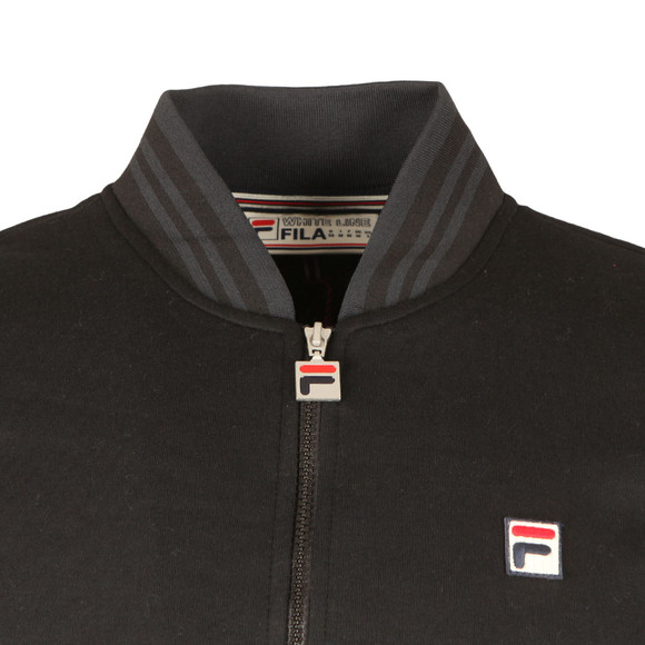 Fila Mens Black Settanta Track Jacket main image