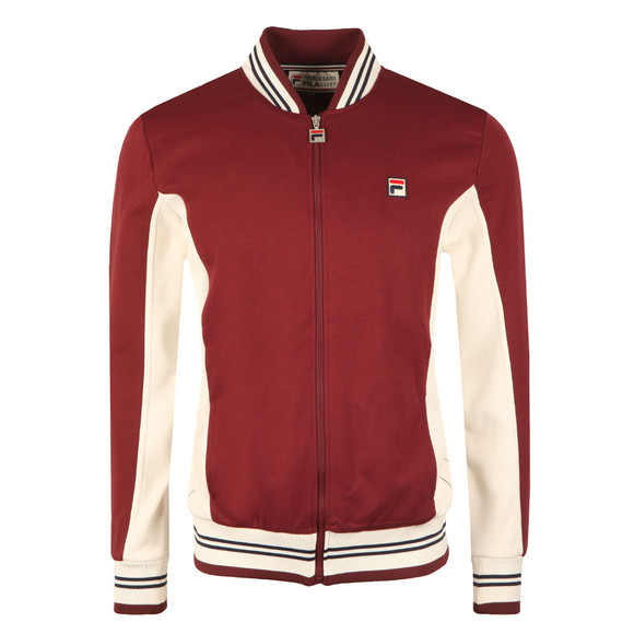 Fila Mens Red Settanta Track Jacket main image