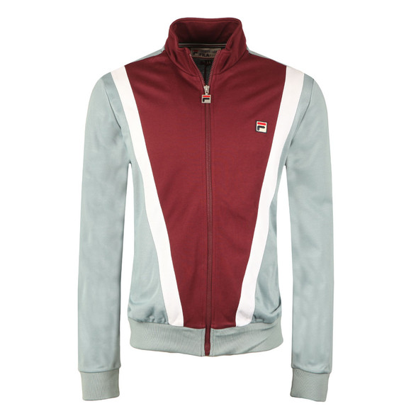 Fila Mens Red Grosso Track Jacket main image