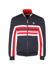 Fila Mens Blue Monti Track Jacket