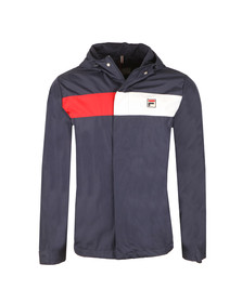 Fila Mens Blue Cardova Hooded Jacket
