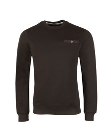 Weekend Offender Mens Black Oldman Sweat