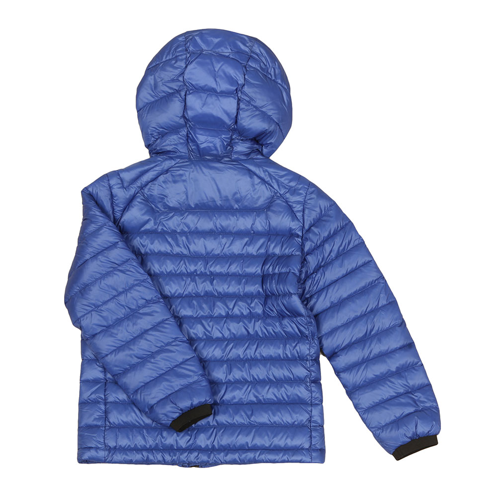 Goggle Hooded Puffer Jacket main image