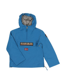 Napapijri Boys Grey Rainforest Jacket