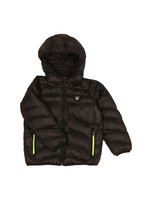 Shield Logo Puffer Jacket