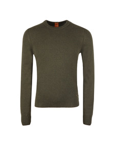 Boss Orange Mens Green Amidro Knit