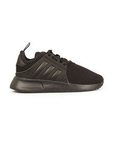 Adidas Originals Boys Black X_PLR Trainer