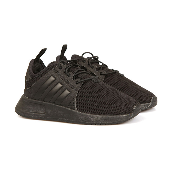 Adidas Originals Boys Black X_PLR Trainer main image