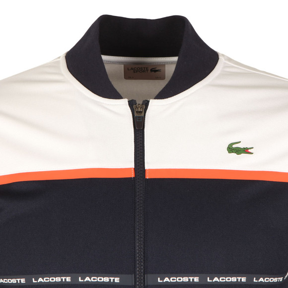 Lacoste Sport Mens Blue SH8133 Track Jacket main image