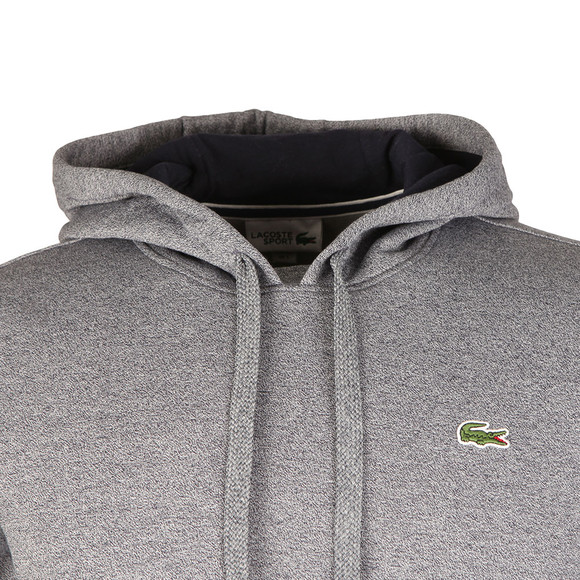 Lacoste Sport Mens Blue SH2128 Hooded Sweat main image
