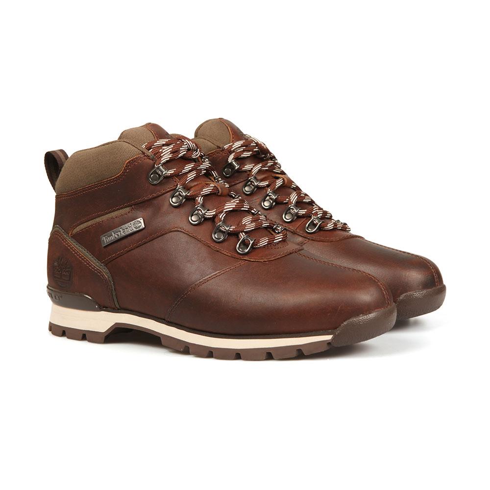 Mens Brown Splitrock 2 Hiker Boot