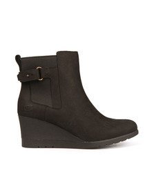 Ugg Womens Black Indra Boot