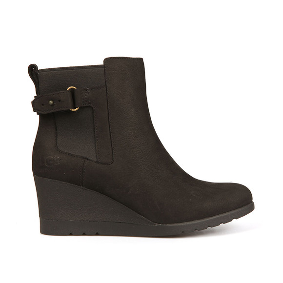 Ugg Womens Black Indra Boot main image