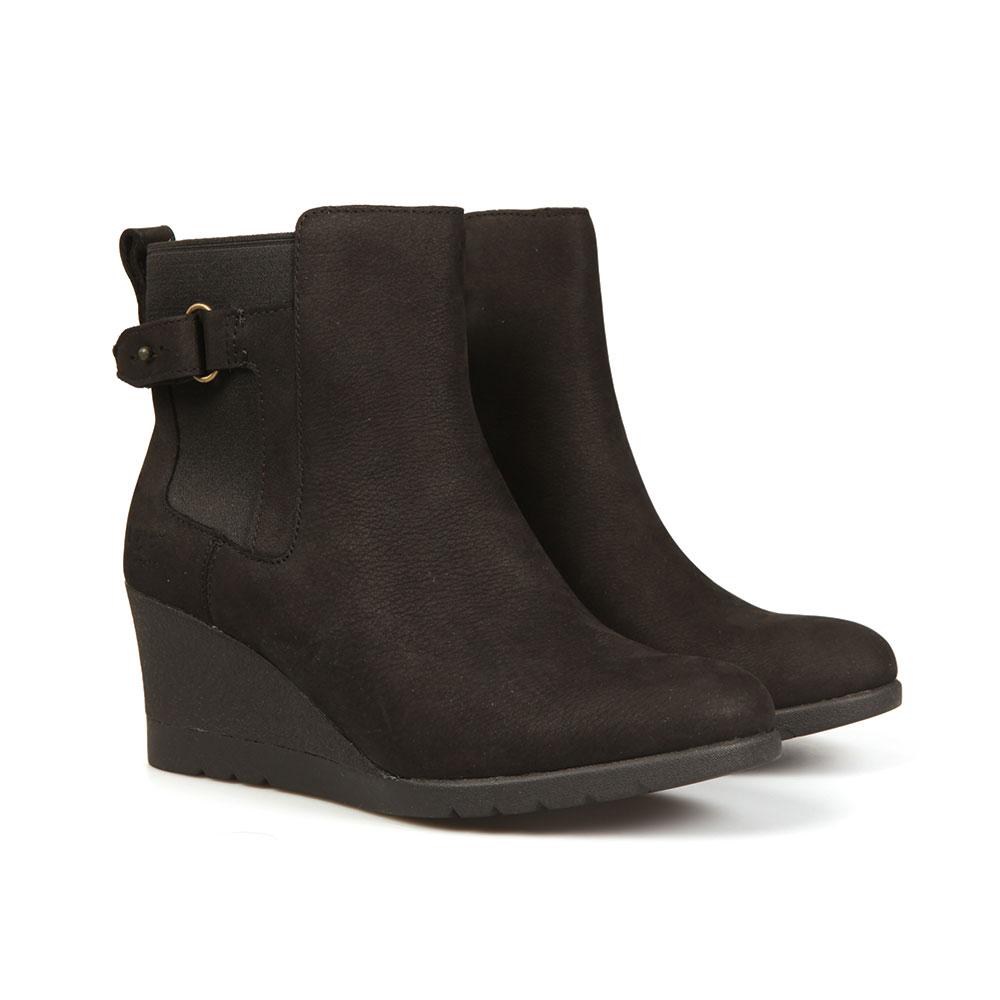 59cdd8dc016 Womens Black Indra Boot