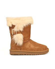 Ugg Womens Brown Deena Boot
