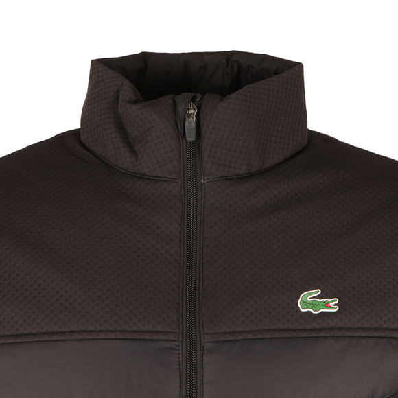 Lacoste Sport Mens Black BH8143 Jacket main image