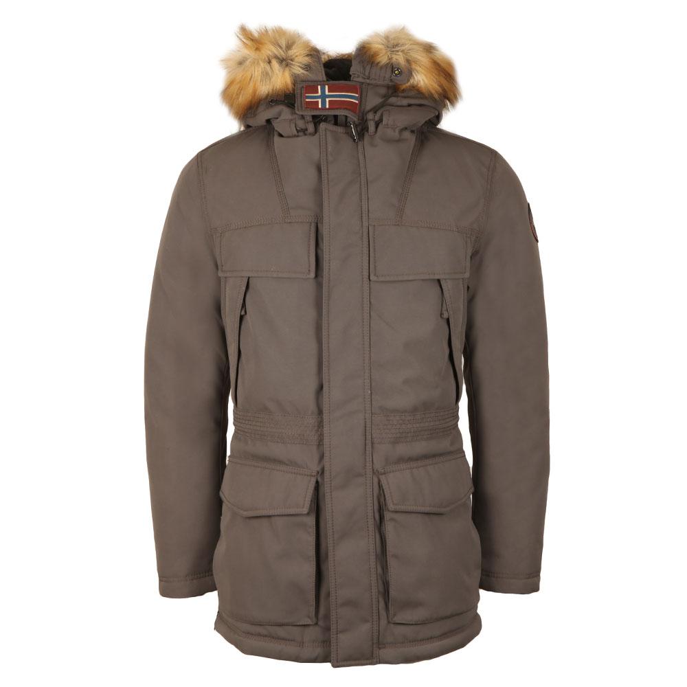 Skidoo Open Long Jacket main image