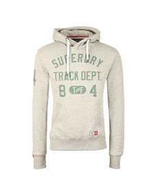 Superdry Mens Grey Trackster Hood