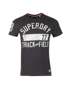 Superdry Mens Blue Trackster SS Tee