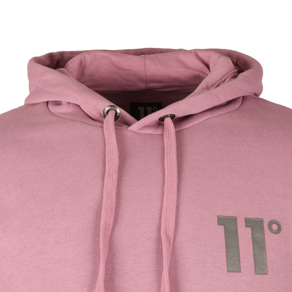 Eleven Degrees Mens Purple Core Pull Over Hoody main image