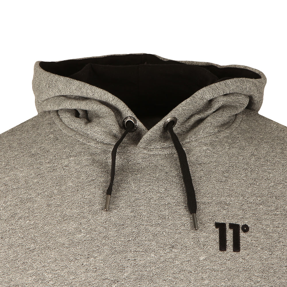 Composite Curved Hem Pull Over Hoody main image