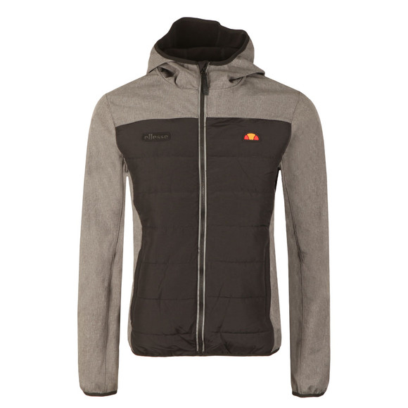 Ellesse Mens Grey Illuminate Jacket main image