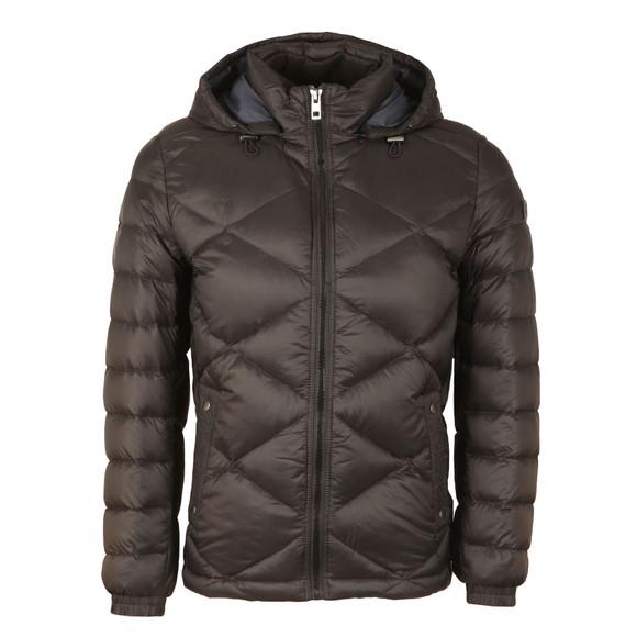 BOSS Casual Mens Black Obaron Jacket main image