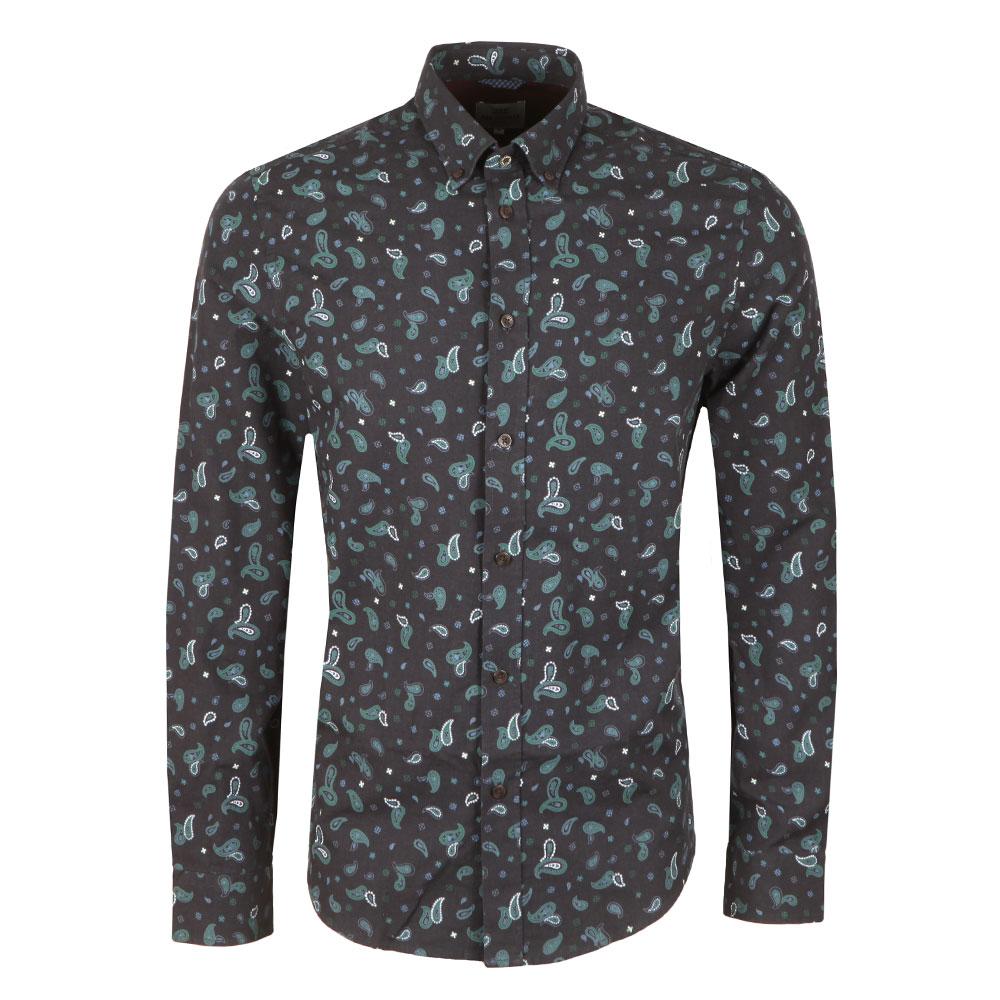 L/S Paisley Marl Shirt main image