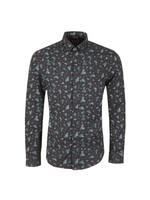 L/S Paisley Marl Shirt