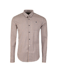 Weekend Offender Mens Multicoloured Dillon Check Shirt