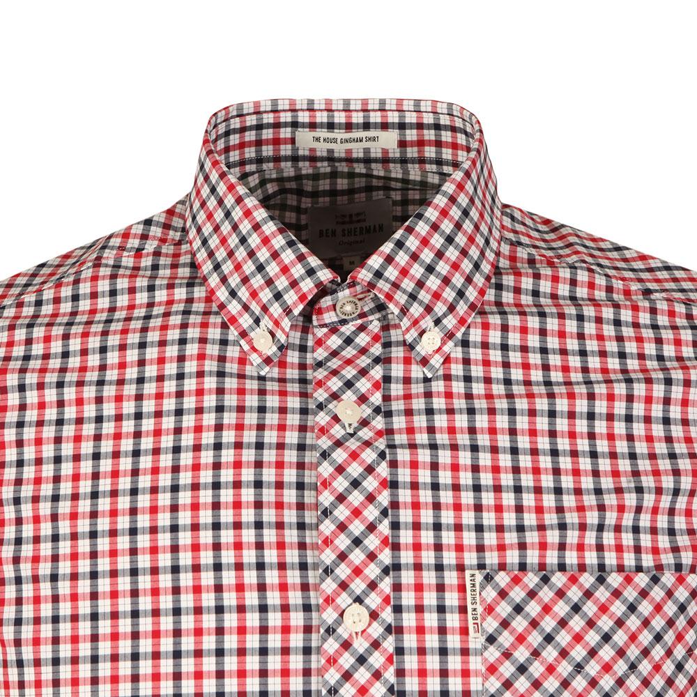 L/S House Check Shirt main image