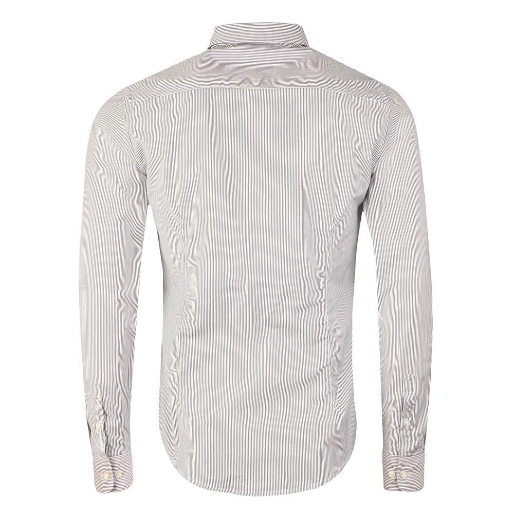 8N6C09 Striped Shirt main image