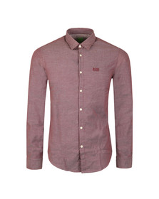 Boss Green Mens Red C Buster Shirt